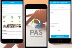 Portfolio for Enterprise App development