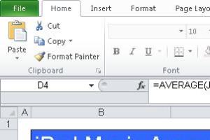 Portfolio for Excel VBA Developer