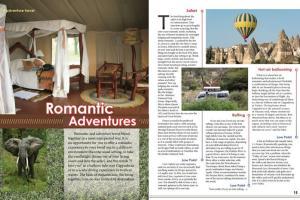 Portfolio for Magazine & Brochure Layout