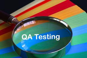 Portfolio for QA and Testing Services