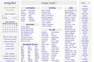 Portfolio for Classified ads/Craigslist posting.