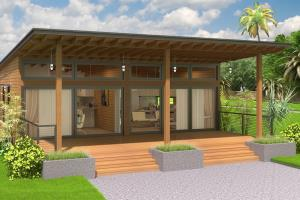 Portfolio for Prefabricated Home Design