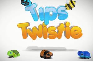 Twistie 3D Intro Animation