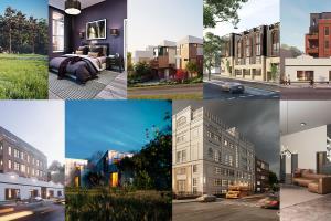 Portfolio for Architectural visualization services