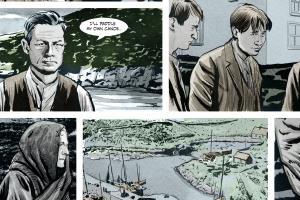 Portfolio for Comic Illustration