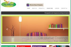 Paint Company Website