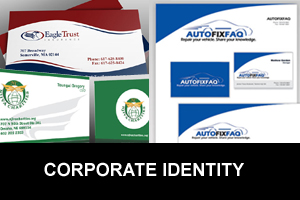 Portfolio for Corporate Identity Packages