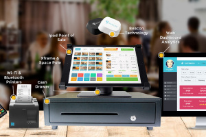 Portfolio for Point of Sales(POS) Software Application