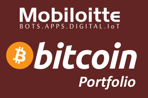 Portfolio for BlockchainCryptocurrency App Development