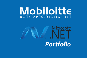 Portfolio for .NET Application Development