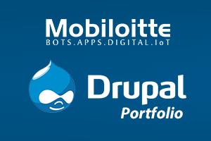 Portfolio for Drupal Development