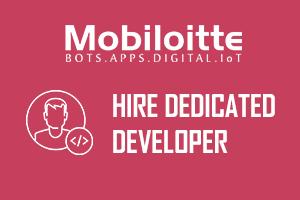 Portfolio for Hire Dedicated Developer