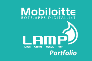 Portfolio for LAMP Development