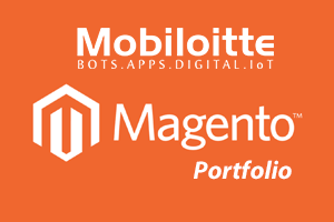 Portfolio for Magento Development