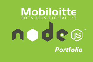 Portfolio for Node.Js Development