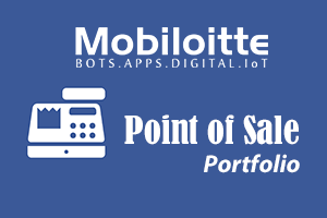 Portfolio for PoS Solution with IoT