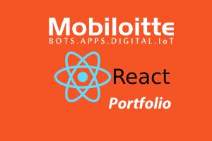 Portfolio for ReactJs Development