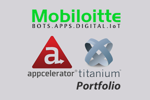 Portfolio for Titanium Applications