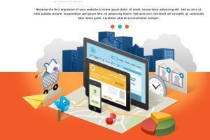 Portfolio for Website - Design and coding