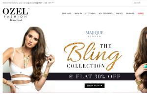 Magento eCommerce - OZEL Fashion