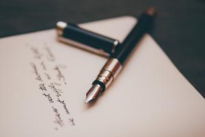 Portfolio for U.S.A.  Ghostwriter