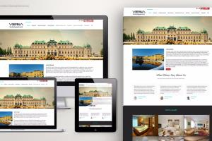 Portfolio for Travel and Accommodation Booking WP site