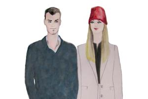 Portfolio for Fashion Illustration