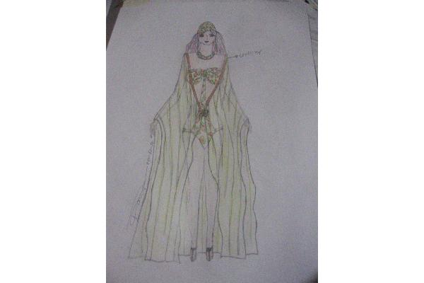 Portfolio for Fashion Design