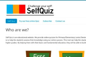 Education - School quiz