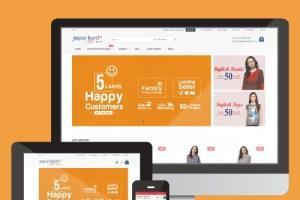 Portfolio for Website reconstruction
