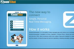 Portfolio for Chatting Web & Mobile Applications