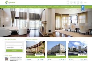 Portfolio for Real Estate Web & Mobile Applications
