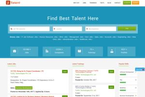 Portfolio for Job Portal Web & Mobile App Development