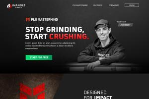 LearnDash BuddyBoss Website for PLO Mastermind