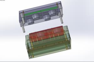 Mold Design (Pan Project)