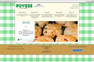 Portfolio for PSD to HTML / CSS Conversion