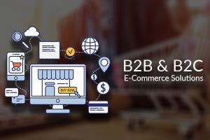 B2B e-COMMERCE SOLUTION