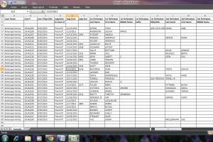 Portfolio for Mailing list development