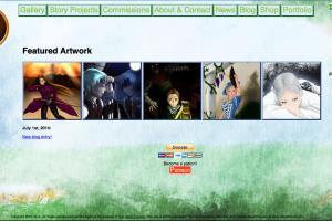 Portfolio for Web Site Design (Layouts, HTML, & CSS)