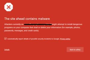 Portfolio for Malware / Virus Removal