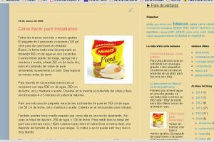 Portfolio for Spanish writing