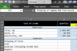 Portfolio for Data Processing