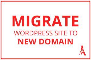 Portfolio for Transfer Wordpress Site to New Domain