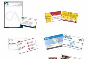 Portfolio for Letterhead & Visiting Card