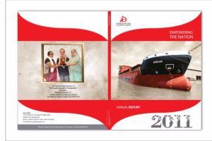 Brochure Design - Anando Group