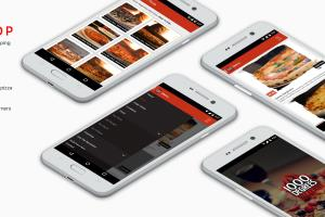 Portfolio for Mobile Applications
