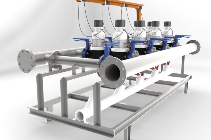 Portfolio for SolidWorks 3D CAD engineering design