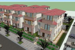 Portfolio for Architectural 3D Modeling , Presentation
