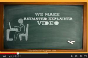 Portfolio for Video Animation Design