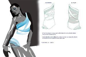 Portfolio for Fashion Design